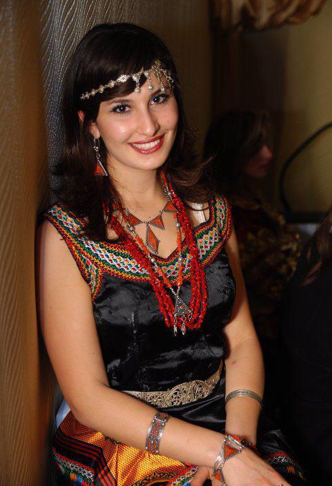 Robe kabyle 2012
